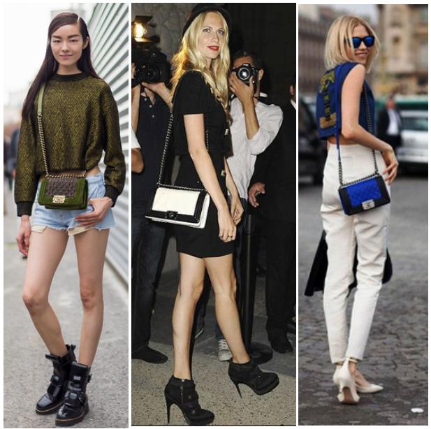 <u>catwalk to closet…<br/>CHANEL v H&M</u>