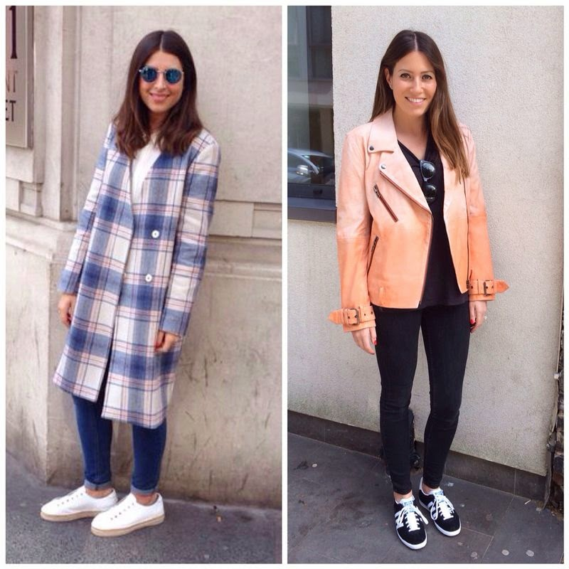 <u>what we're wearing…<br/>FOR PRESS DAYS</u>