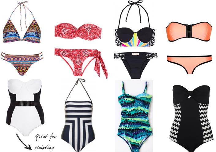 <u>swimwear<br/>HOT LIST</u>