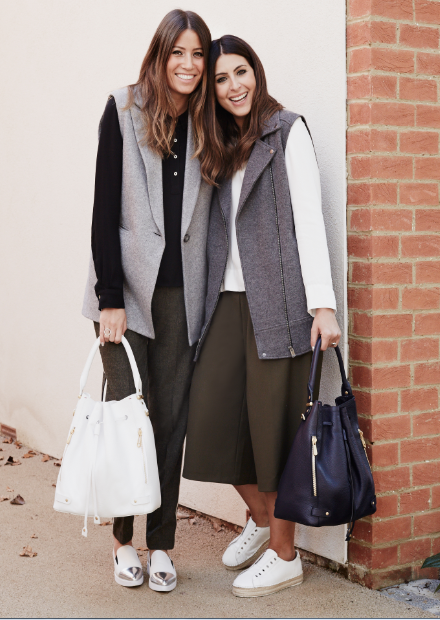 <u>what we're wearing…<br/>KHAKI & GREY</u>