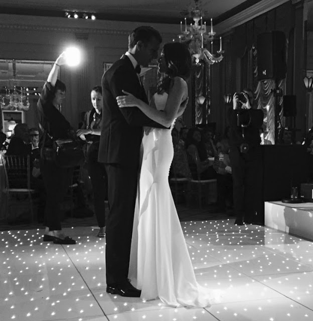 <u>the wedding…<br/>PHILIPPA AND ALEX</u>