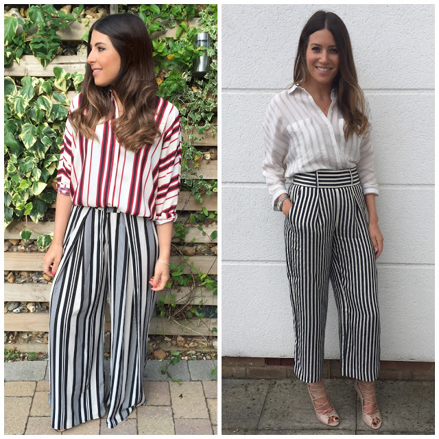 <u>style inspiration..<br/> STRIPES ON STRIPES</u>