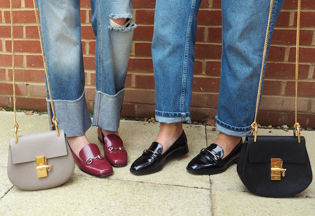 <u>sunday style…<br/>LOAFERS</u>