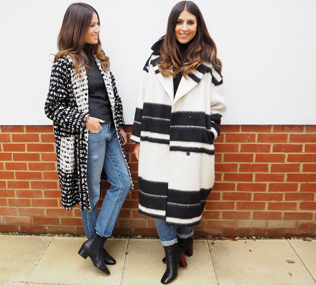 <u>new in…<br/>MONOCHROME COATS</u>