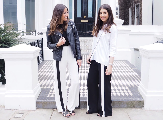 Side Stripe Trousers We Are Twinset