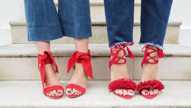 SUMMER SHOE OBSESSIONS