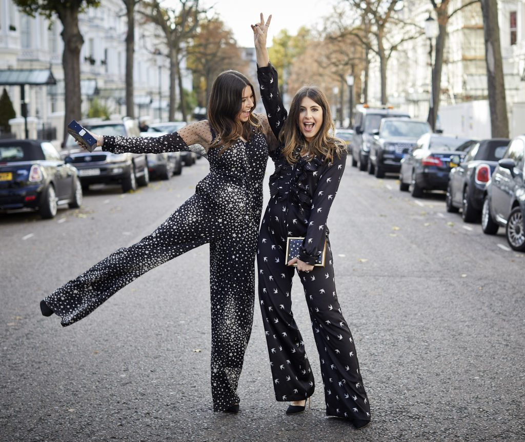 PARTY DRESSING…THE JUMPSUIT