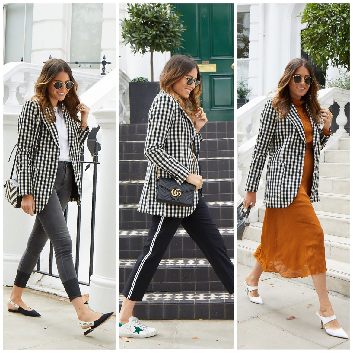 I m kick starting the week with one of my favourite trends  THE CHECKED  BLAZER. A blazer is one of the most versatile pieces you can own in your  wardrobe 4369ba614