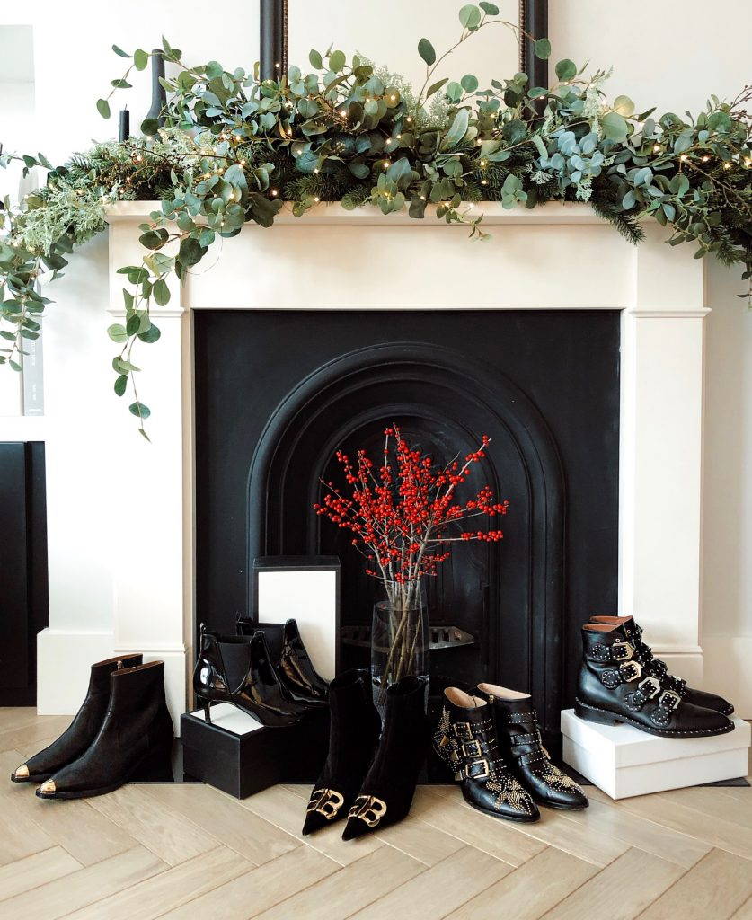 DAY 4 OF BLOGMAS : THE BLACK BOOTIE EDIT