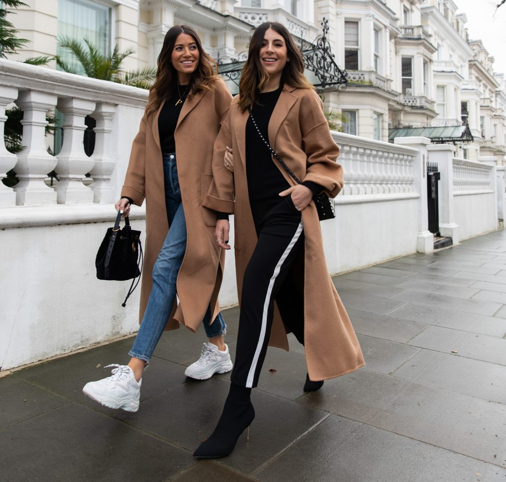 THE WEAR IT ANYWHERE CAMEL COAT