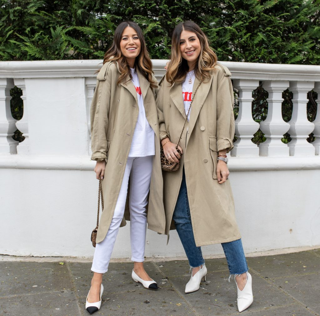 "30 ""WEAR THEM ANYWHERE"" TRENCH COATS"