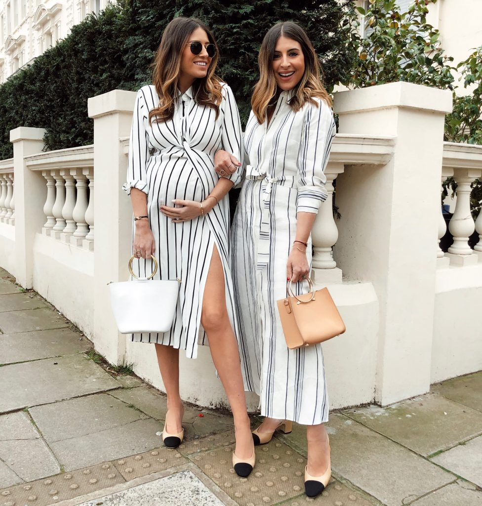 SUMMER STRIPED DRESSES ON THE HIGH STREET