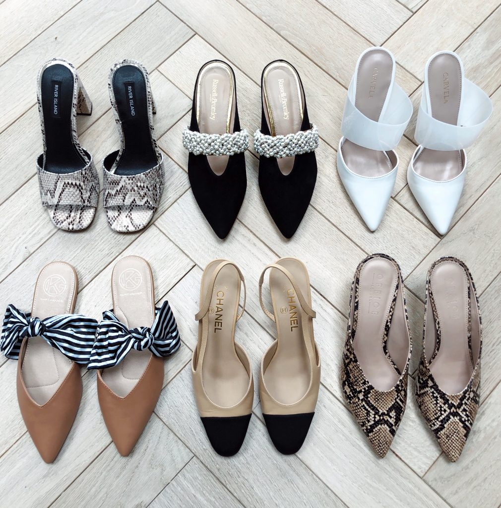 SPRING SHOE UPDATE | THE CLASSICS