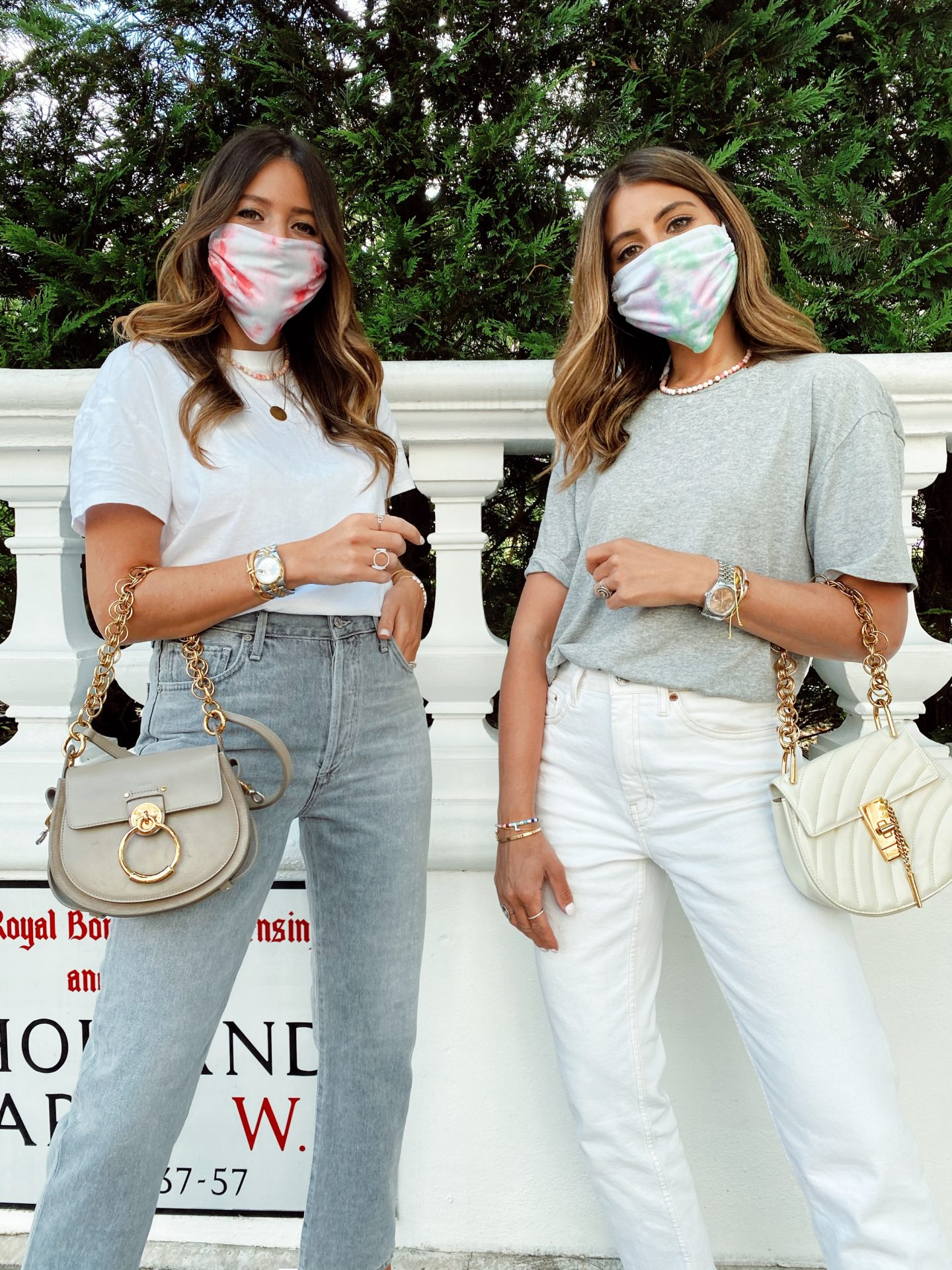 STAY SAFE, STAY STYLISH – OUR FACE COVERING EDIT