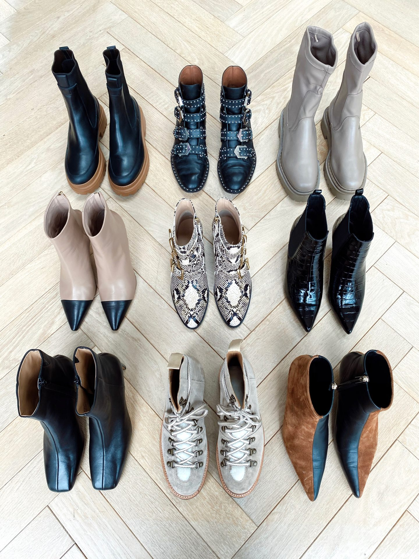 AW20 BOOTS EDIT