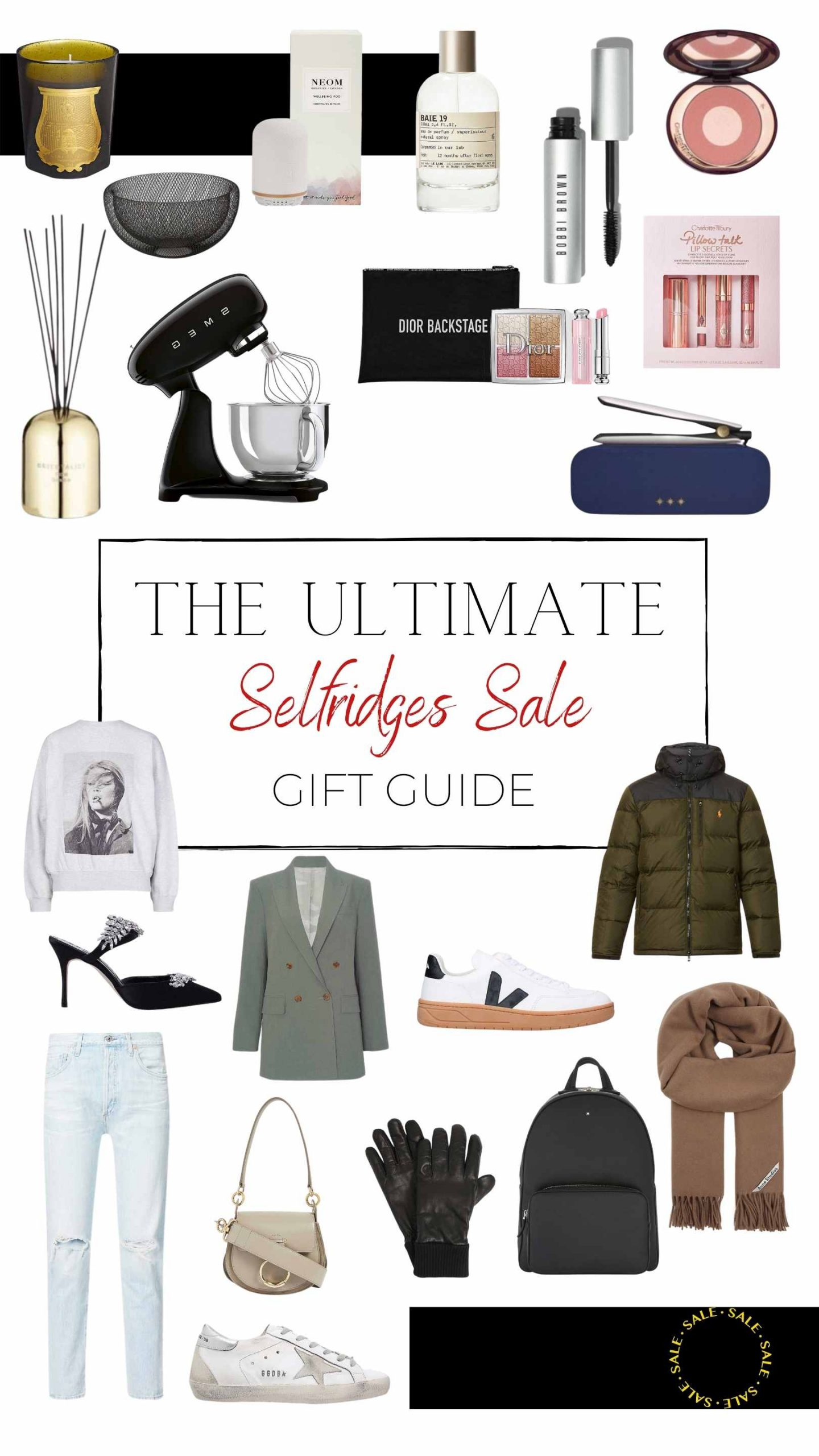AD | CHRISTMAS COMES EARLY WITH SELFRIDGES