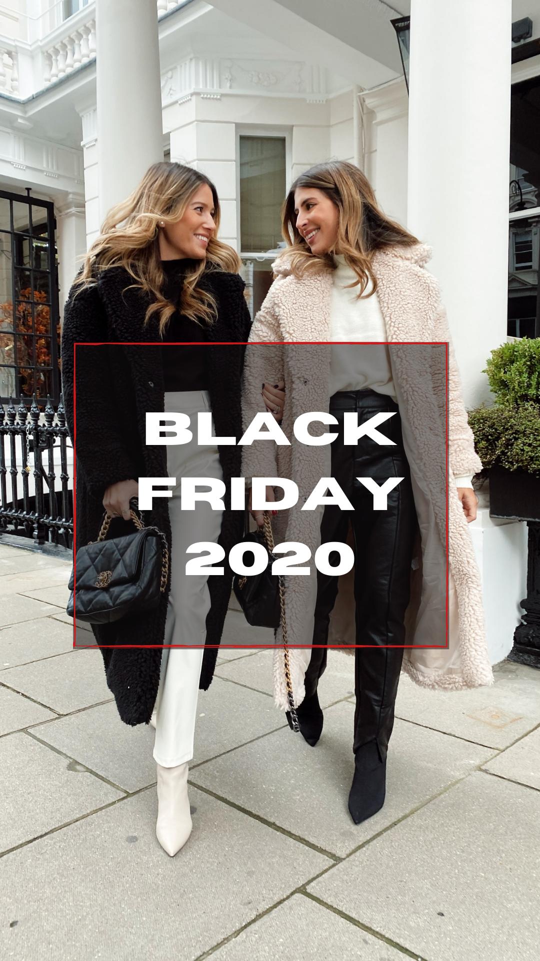 BLACK FRIDAY & CYBER MONDAY 2020 EDIT