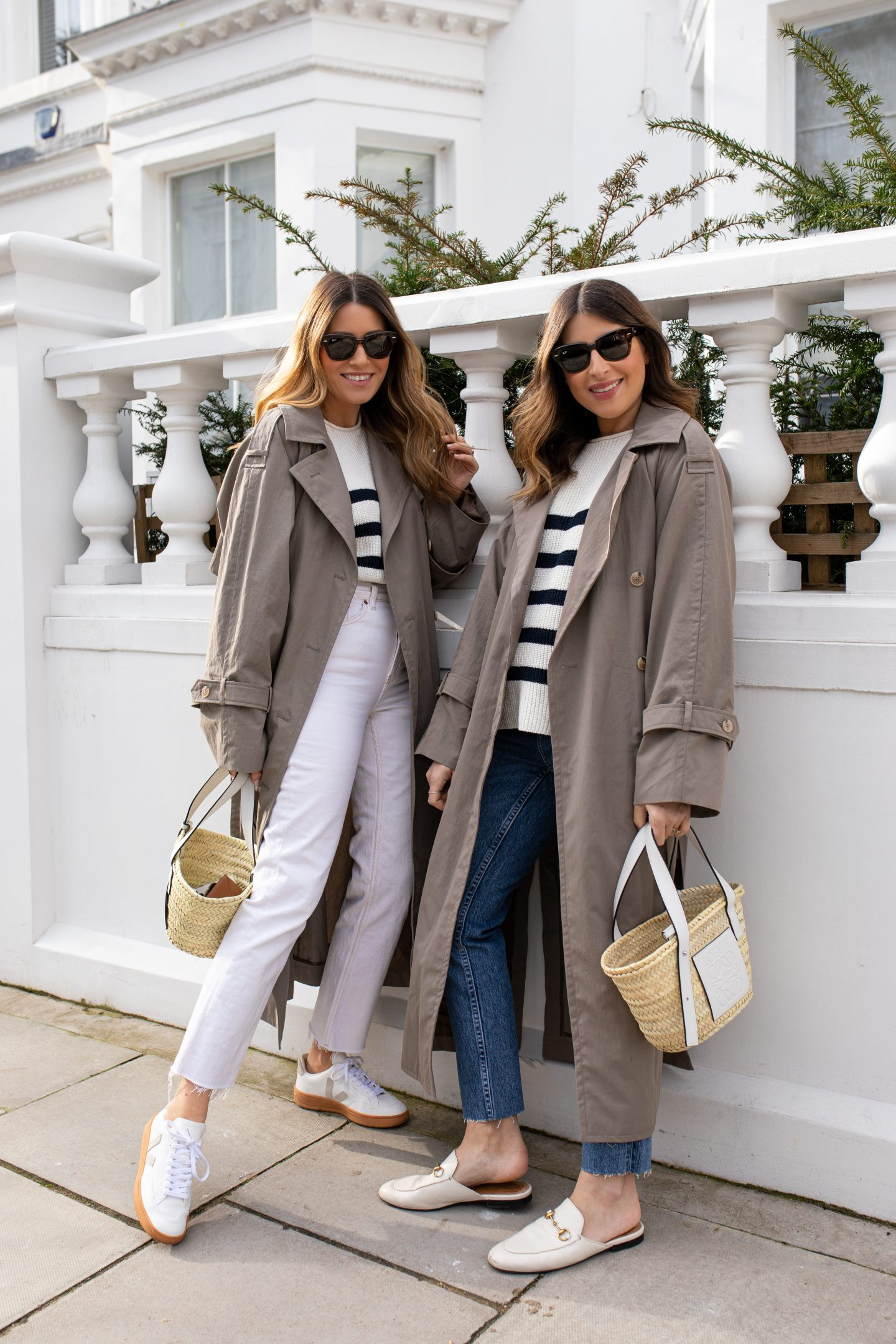 AD | GETTING SPRING WARDROBE READY WITH NET A PORTER