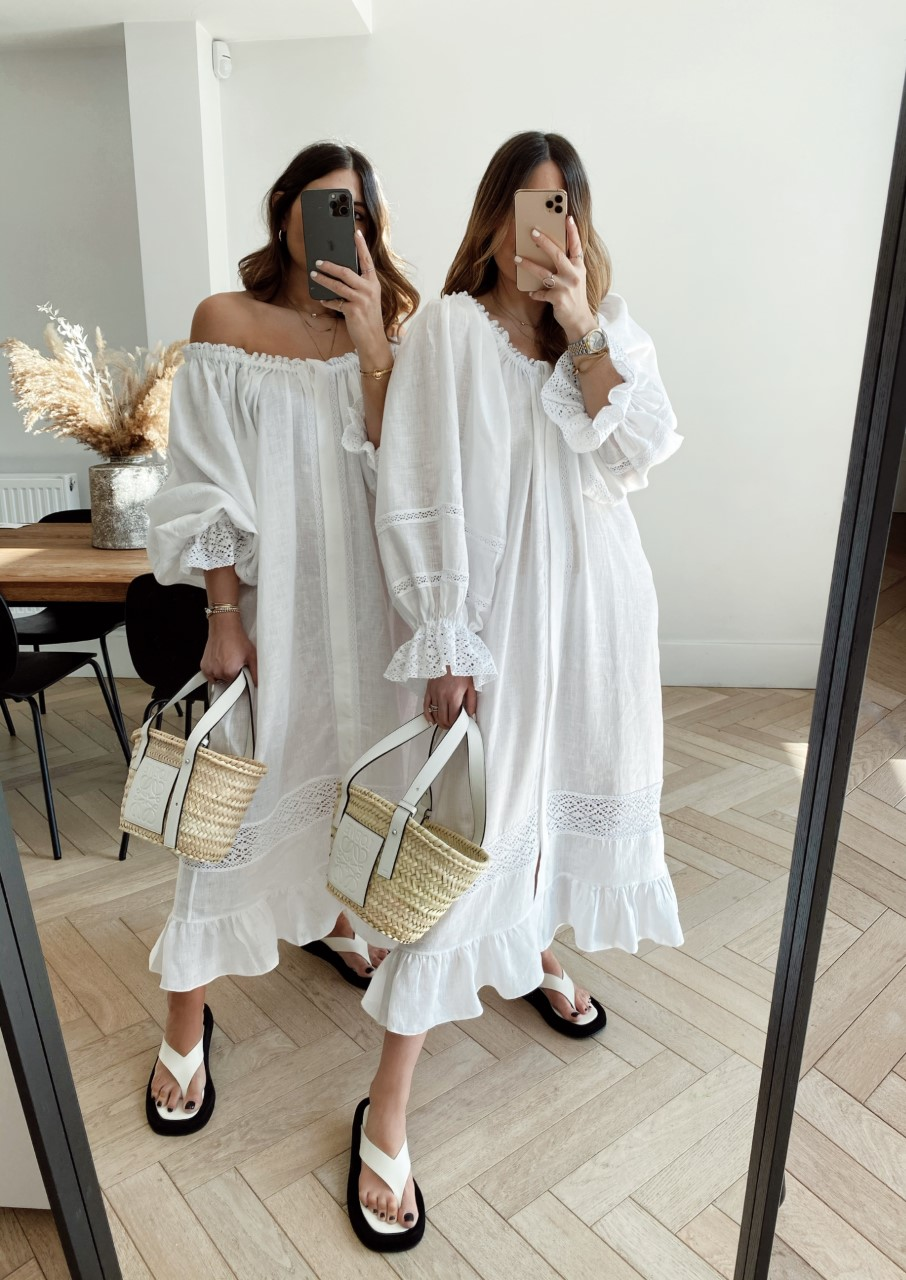 WHITE DRESSES TO BUY NOW