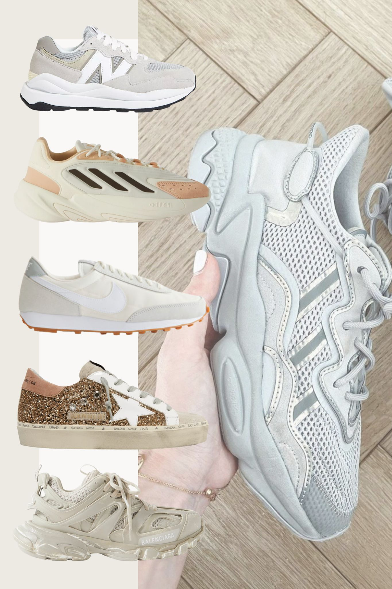 OUR TRAINER LUST LIST